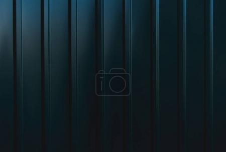 Photo for Dark shiny iron sheet background - Royalty Free Image