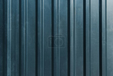 Photo for Grey industrial iron sheet background - Royalty Free Image