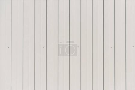 Photo for Blank white planks textured background - Royalty Free Image