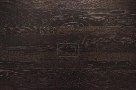 Photo for Close-up view of dark wooden textured background - Royalty Free Image