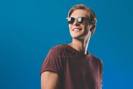 Man in stylish clothing