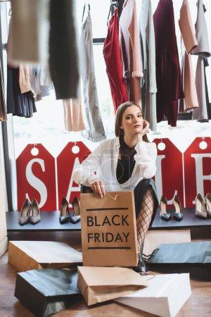 shopaholic on black friday