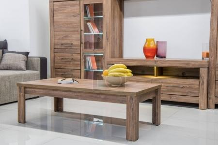 Photo pour Confortable salon moderne intérieur - image libre de droit