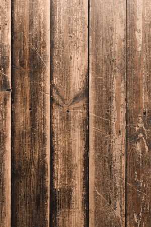 close-up shot of grungy wooden planks for background