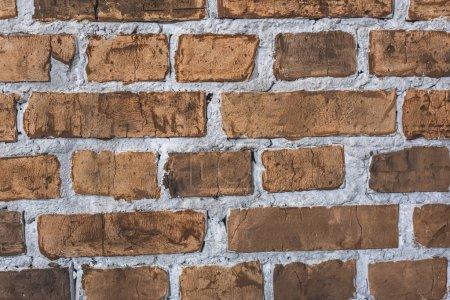 partie de la brique de mur en style loft