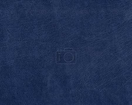 blue artificial leather texture