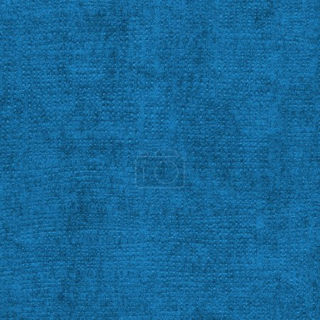 Background of blue synthetic material.