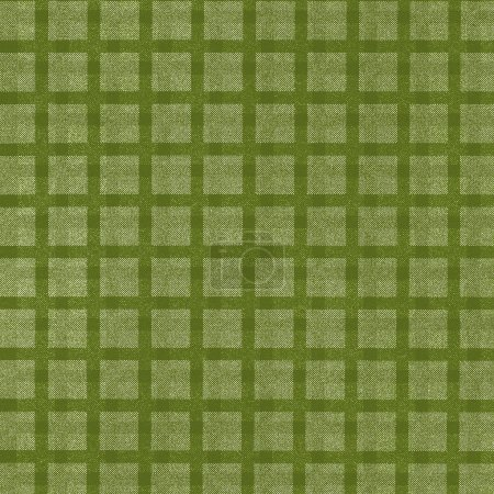 green checkered texture as background for design-works