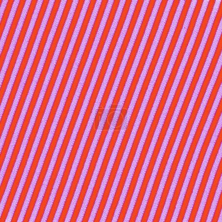 red-blue striped fabric texture as background