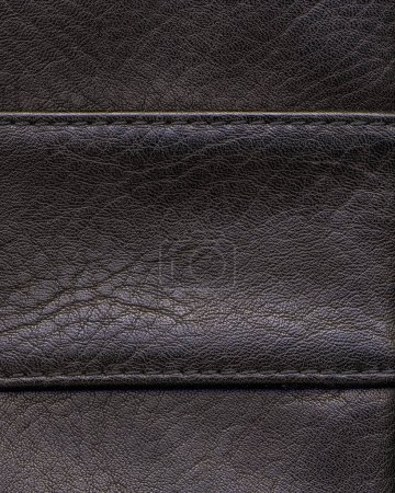 dark brown leather texture,seams