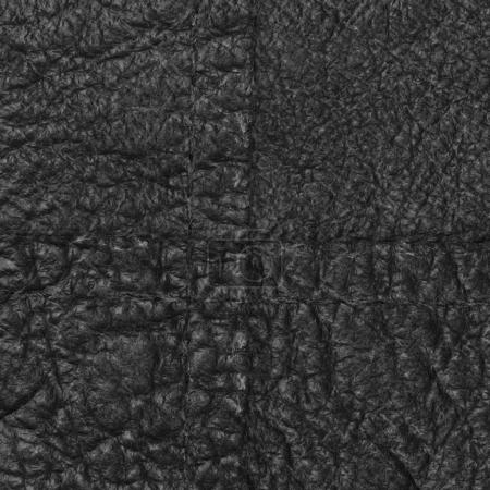 old black leather background. Useful for background