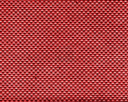 red synthetic material texture