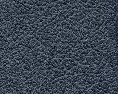 Photo pour Texture en cuir bleu.Utile comme fond - image libre de droit