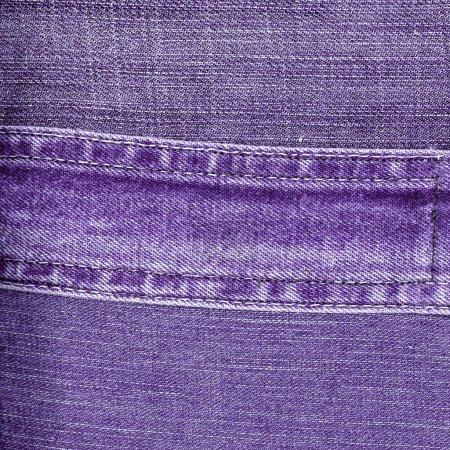 violet denim texture as background. Useful for design-works