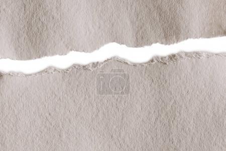 texture de papier blanc de haillons