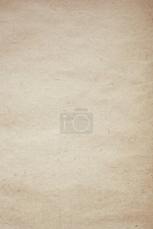 Photo for Close-up shot of blank brown paper texture - Royalty Free Image