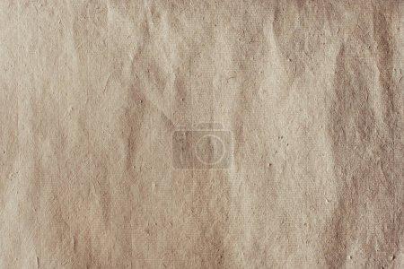 Photo pour Gros plan de la texture du papier brun vierge - image libre de droit