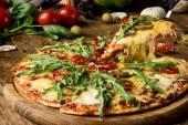 """Постер, картина, фотообои """"итальянская пицца"""""""