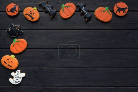 homemade halloween cookies