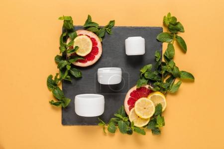 organic citrus cream