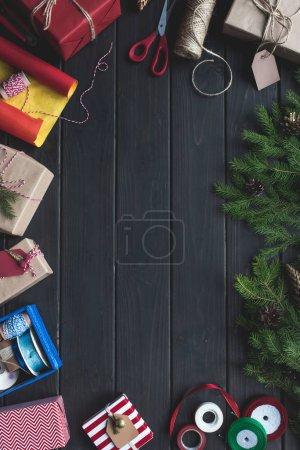 christmas gifts frame