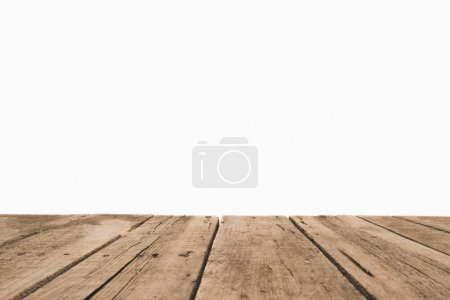 Photo for Grunge wooden planks surface background - Royalty Free Image