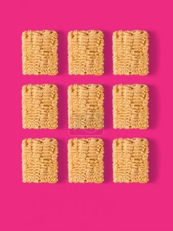 instant noodles composition