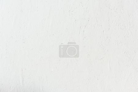 Photo for Close up view of empty white wall texture - Royalty Free Image