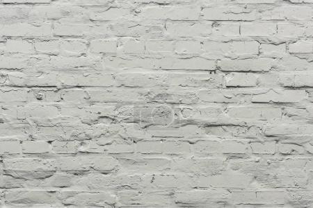 Photo pour Bouchent la vue de la texture de mur de brique vide - image libre de droit