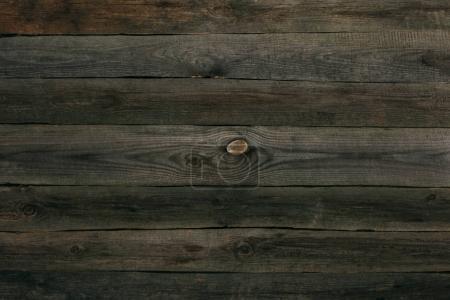 Foto de Textura de tablones de madera marrón oscuro natural - Imagen libre de derechos