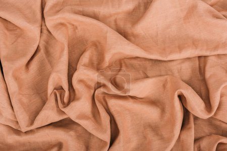 light brown linen texture