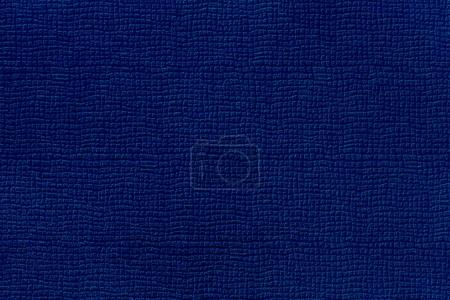 Photo for Design of dark blue wallpaper texture as a background - Royalty Free Image