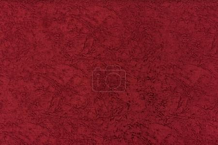 Photo for Design of red marsala wallpaper texture as a background - Royalty Free Image