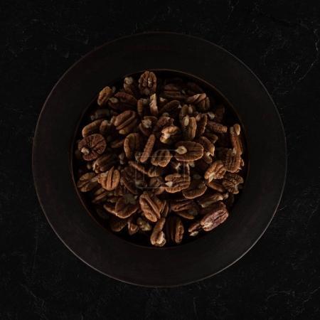pecan nuts in bowl