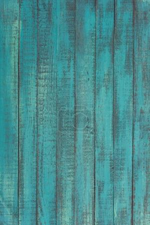 turquoise wooden background