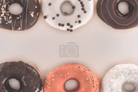 tasty glazed doughnuts