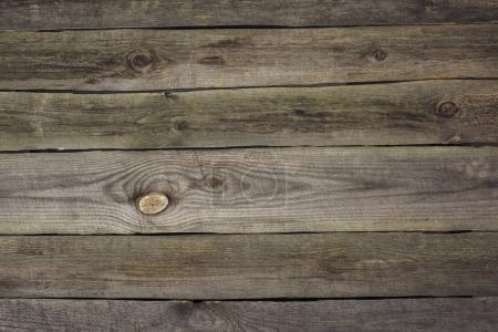 Wooden gray background