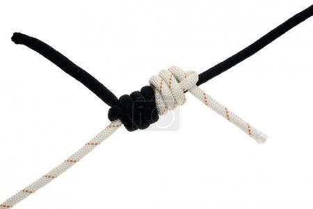tied ropes