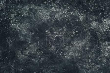 Photo for Top view of blank black slate textured background - Royalty Free Image