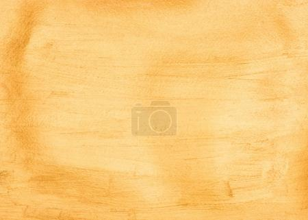 full frame of bright yellow wallpaper texture as a background