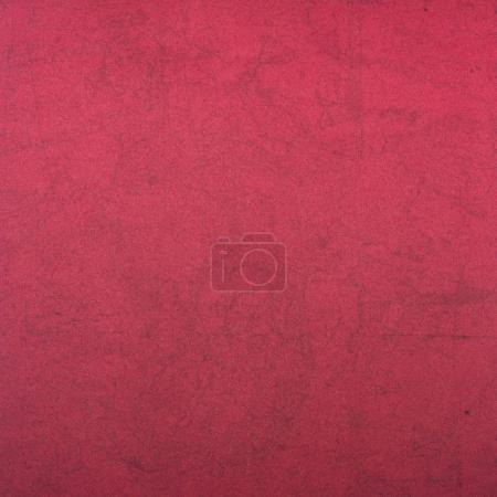 Photo pour Conception d'emballage rouge texture grungy - image libre de droit