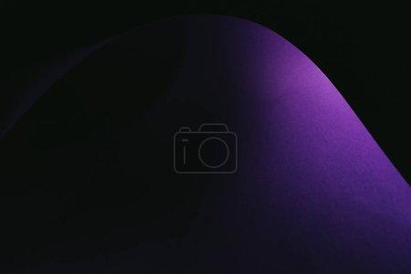 dark purple paper for decoration on black