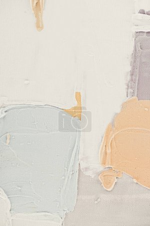 light brush strokes on abstract oil background