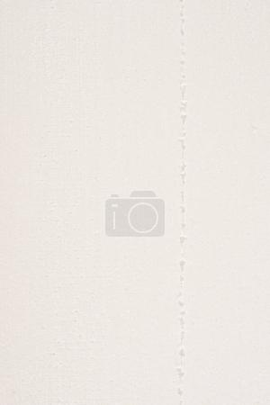 Photo for Shabby grungy white wall background - Royalty Free Image
