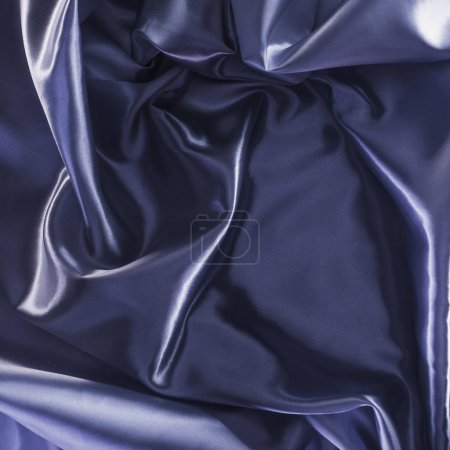 dark violet shiny satin fabric background