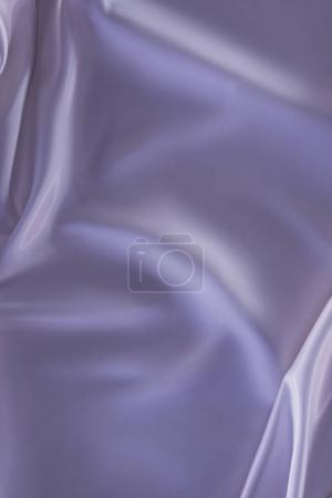 Photo for Violet shiny silk fabric background - Royalty Free Image