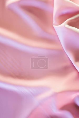 beige and pink beautiful silk fabric background