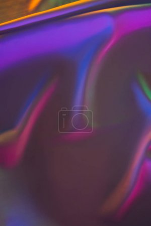 violet and pink shiny silk fabric background