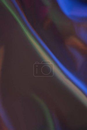 Photo pour Fond de tissu de soie brillant foncé - image libre de droit