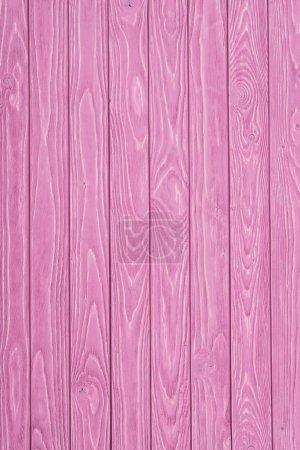 Photo pour Modèle de menuiserie avec des planches de bois lilas - image libre de droit